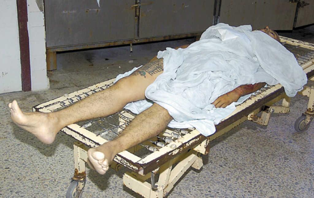 Guardaespaldas de Miguelito Carrión asesinado.