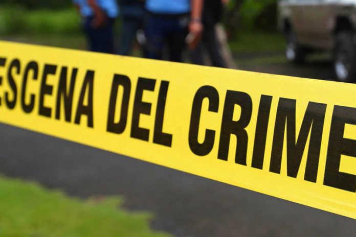 madre y bebé muertos en Tegucigalpa