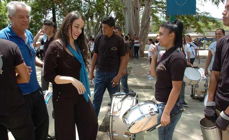 ¿Ilsa Molina organizó los desfiles dentro de la cárcel?