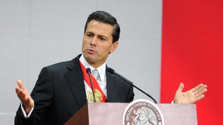 Peña Nieto: «Nadie me puede decir que plagié mi tesis de grado»