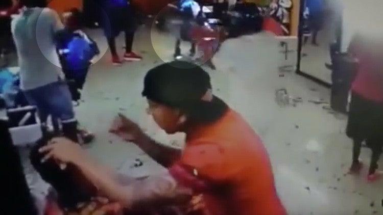 Matan hombre mientras era atendido en una peluquería en Colombia
