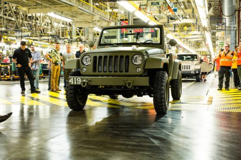 Jeep 75th Salute