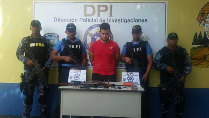 secuestrador de Daniel Murra