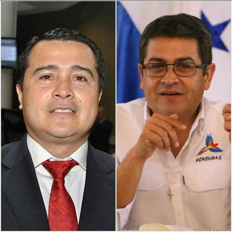 """Presidente Hernández sobre su hermano: """"nadie señalado por la ley tiene privilegios"""""""