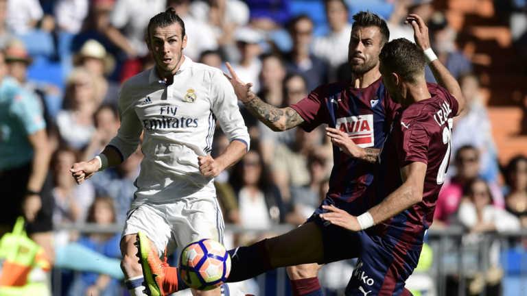 """Real Madrid, """"rey de los empates"""" en España"""
