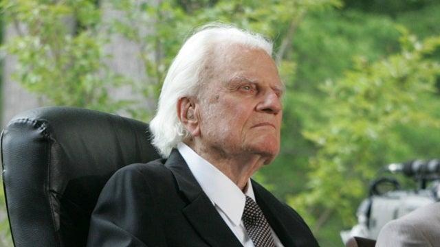 """Billy Graham: """"Paren de adivinar cuándo será el regreso de Jesús"""""""