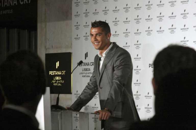Cristiano Ronaldo revela quien es su verdadero ídolo