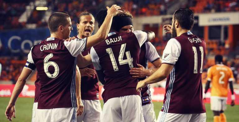 Boniek y José Escalante sufren dolorosa derrota con el Houston Dynamo en la MLS