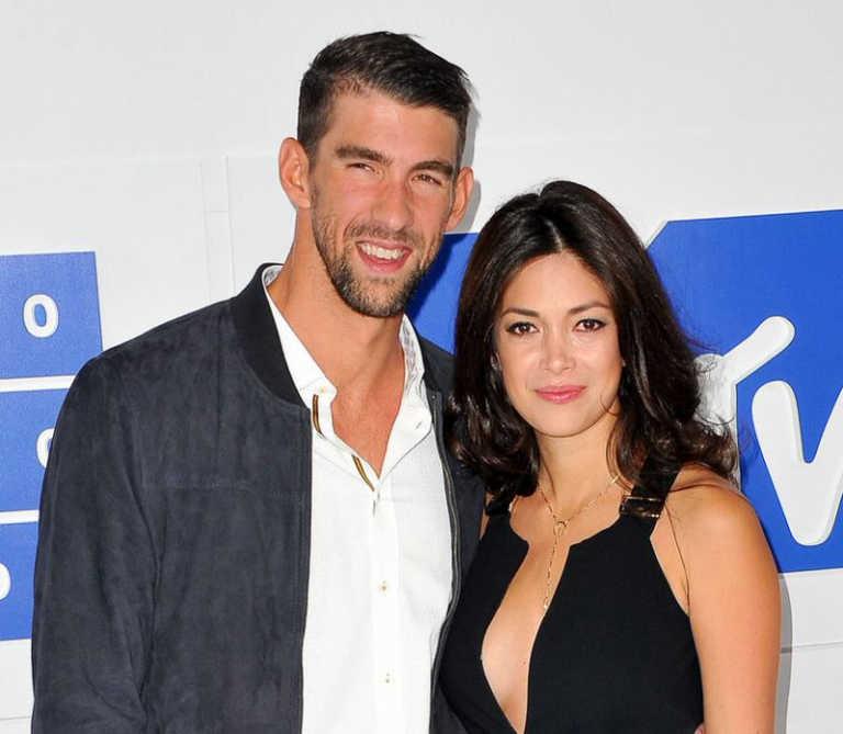 Michael Phelps se casó en secreto con la bella Nicole Johnson