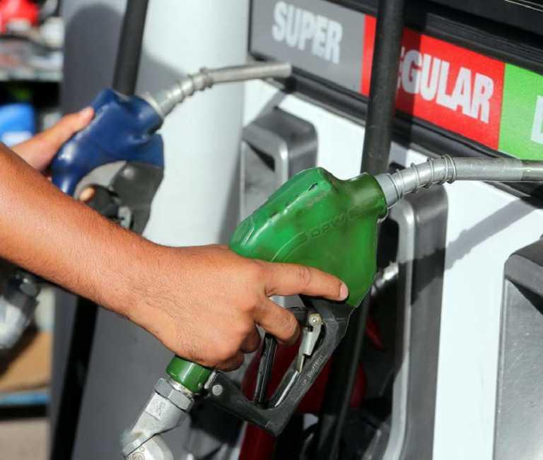 Nuevos incrementos en los precios de las gasolinas en Honduras