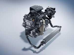 Potente motor turbo