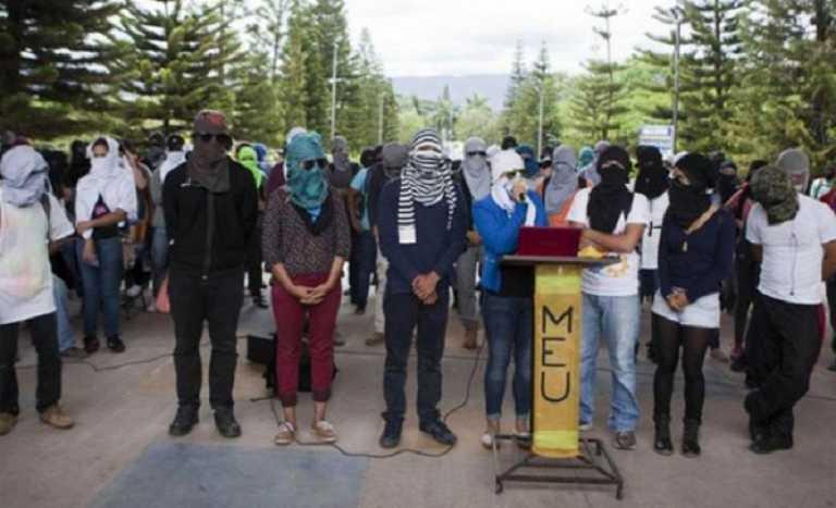 Movimiento Estudiantil anuncia protestas por problemática del transporte