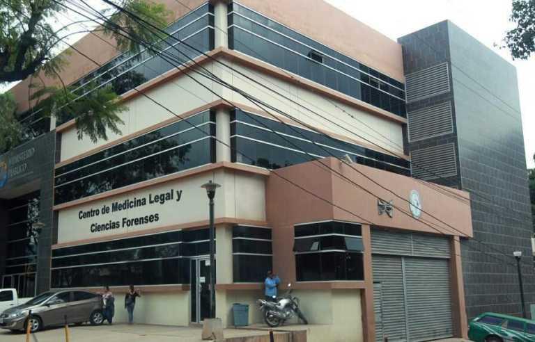 Morgue de Tegucigalpa reporta tres cadáveres este domingo