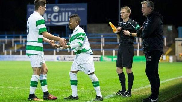Celtic Sub20 debuta a Dembélé, niño prodigio de 13 años