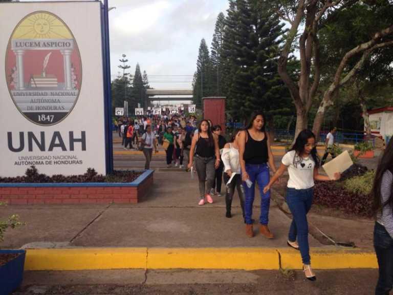 UNAH recibirá más de 13 mil nuevos estudiantes el próximo año