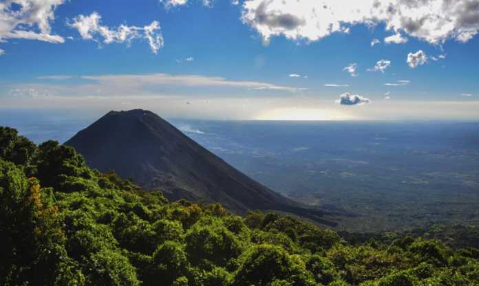 volcanes en Honduras