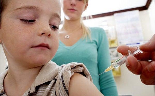 Secretaría  de Salud vacunará  a más de 92 mil niños en el Distrito Central