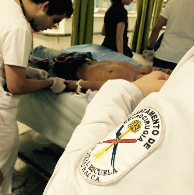 Cuatro muertos por arma blanca y de fuego registra el Hospital Escuela