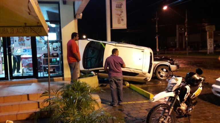 Imparables: dos accidentes más en la zona norte de Honduras