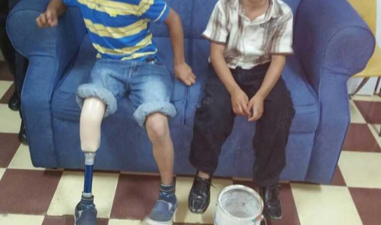 DINAF protege niños usados para cometer actos de mendicidad