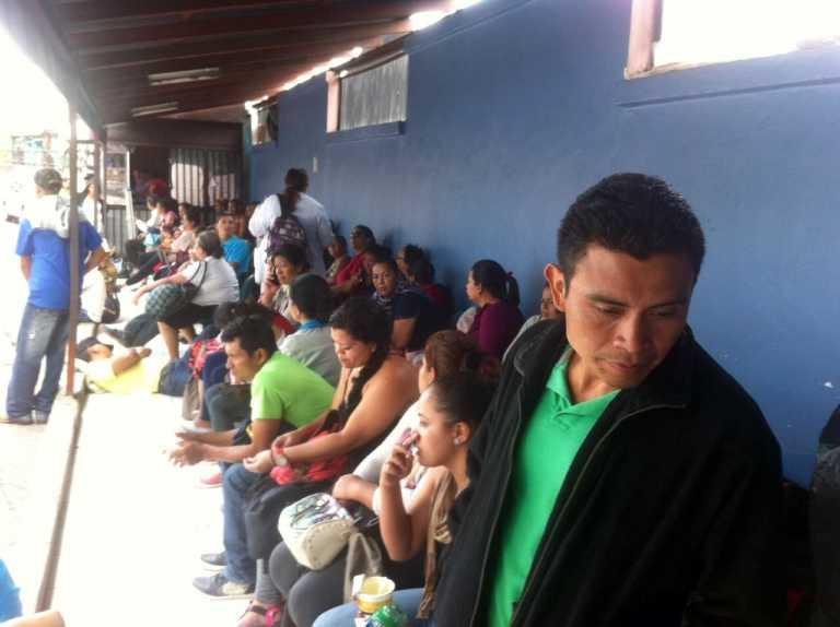 Construirán sala de espera para familiares de pacientes del HEU