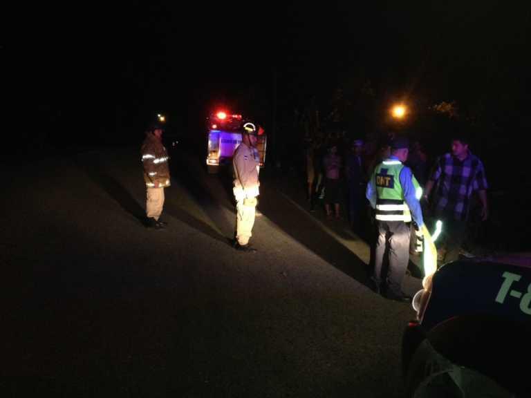 Accidente vehicular deja un muerto en carretera de Tela a La Ceiba