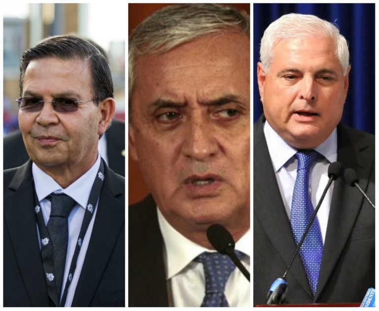 Presidentes en Centroamérica: De la silla presidencial a la cárcel