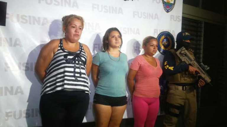Policía anuncia captura de tres mujeres por quema de bus de Los Costeños