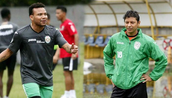 Mauricio Sabillón y Emil Martínez ya tienen listo su retiro del fútbol