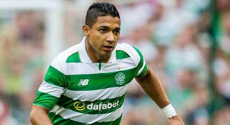¡Reapareció Emilio Izaguirre en el triunfo del Celtic ante el Ross County!