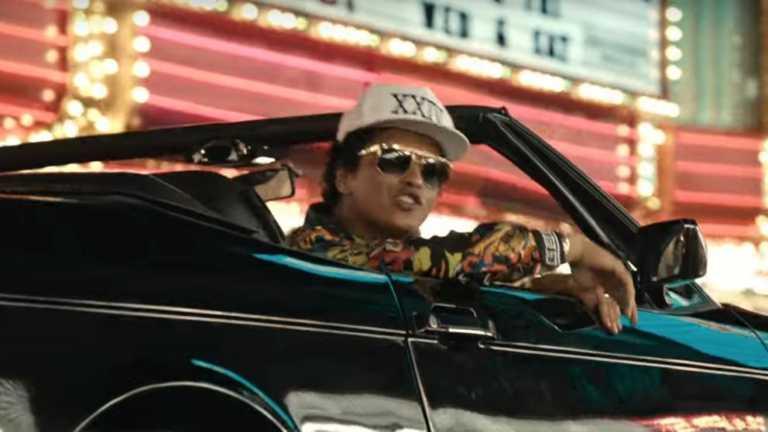 Bruno Mars lanza '24K Magic', el primer sencillo de su tercer disco