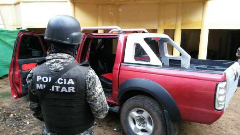 FUSINA ejecuta allanamientos en tres colonias de Tegucigalpa