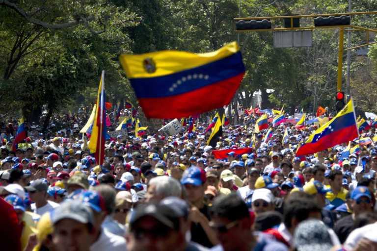 Gobierno y oposición de Venezuela miden fuerzas en las calles