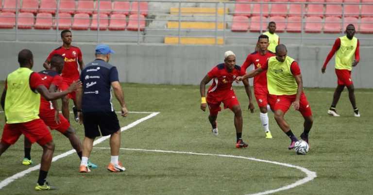 Selección de Panamá da convocatoria para enfrentar a Honduras en hexagonal