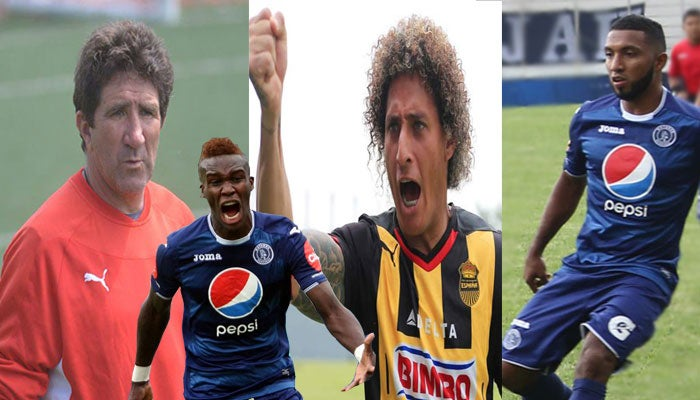 Rubilio Castillo y Mayorquín reciben su castigo, técnicos del Olimpia están suspendidos