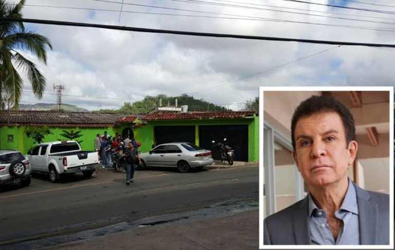 Salvador Nasralla: «Esto es una persecución política» ¿Qué pretenden?