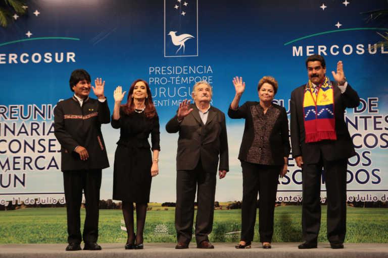 Uruguay: Venezuela perderá en Diciembre voto en Mercosur