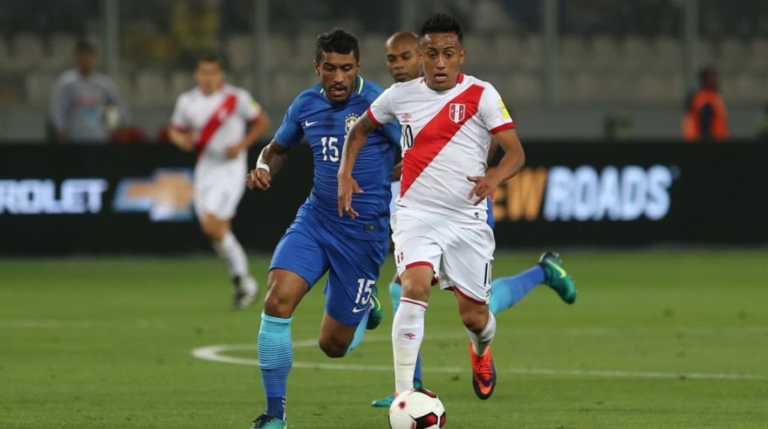 Brasil se consolida como líder de eliminatorias al vencer a Perú