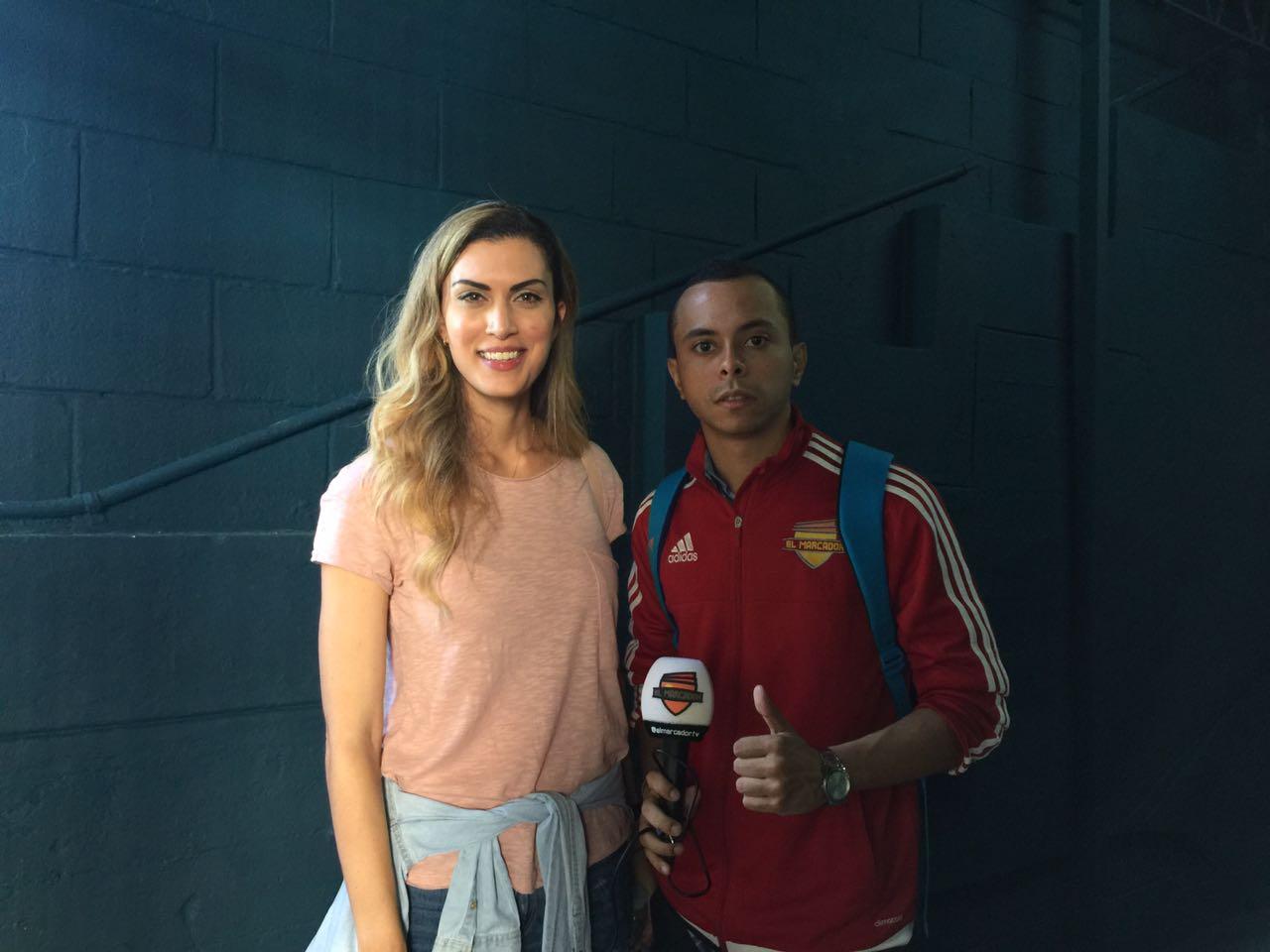 Alessandra Mezquita y José Rodríguez