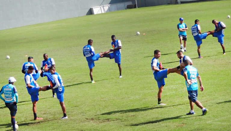 Selección de Honduras se reporta lista para enfrentar a Panamá en hexagonal