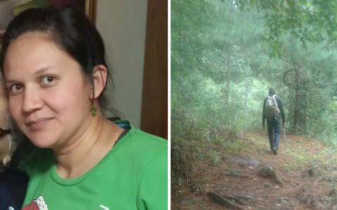 Suspenderán búsqueda de bióloga desaparecida en Lempira