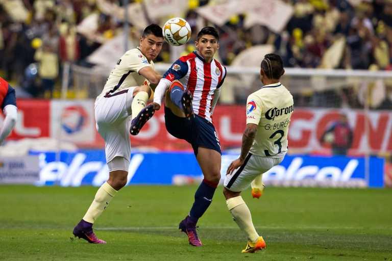 América y Chivas de Guadalajara empataron 1-1 en clásico por Liguilla MX
