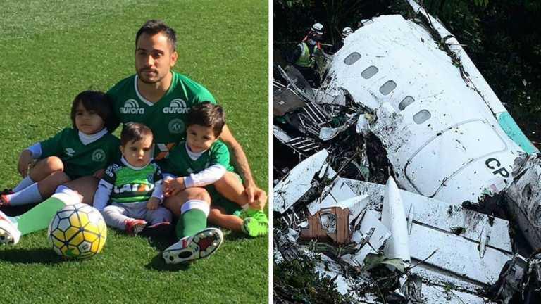 Testimonio: ¡Jugador argentino se salvó de la muerte por estar lesionado!