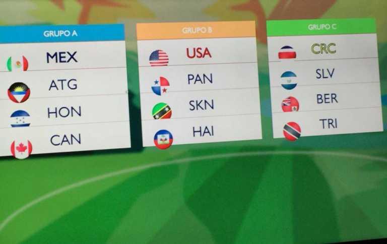 Sub-20 de Honduras en el mismo grupo de México en Premundial