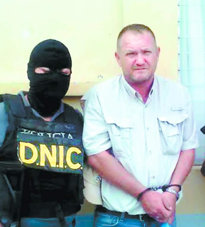 Detenido en Copán.