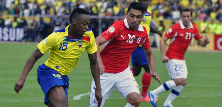 Ecuador ratifica su reclamo ante la FIFA por los puntos otorgados a Chile y Perú