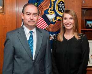 Embajador de Honduras