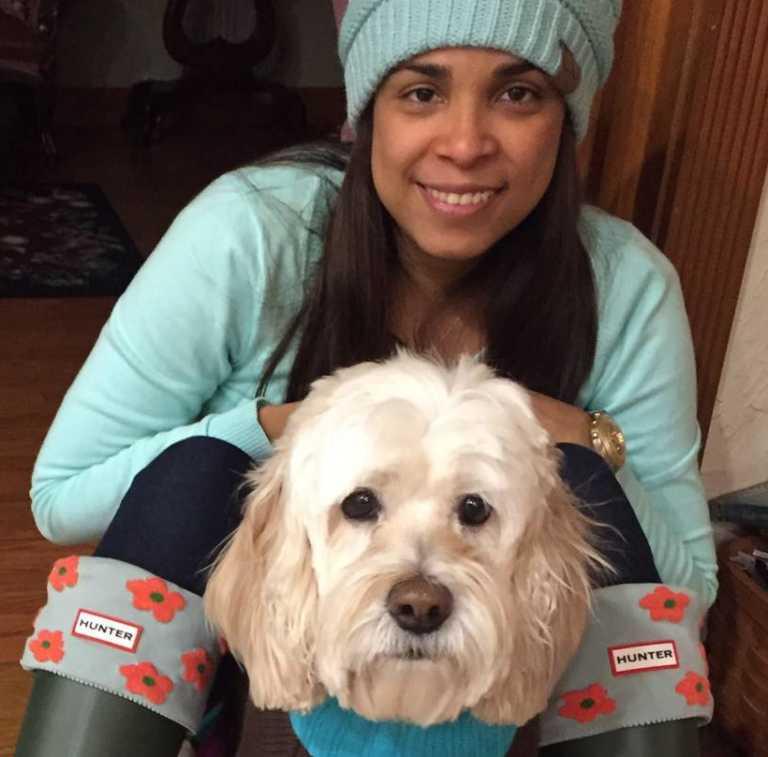 Perrita se escapa de morir deshidratada en vuelo aéreo desde Honduras