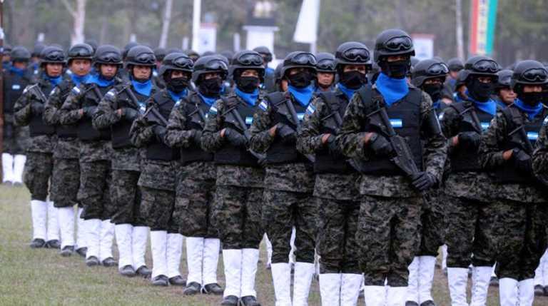 Unos 3,000 militares darán seguridad en época navideña