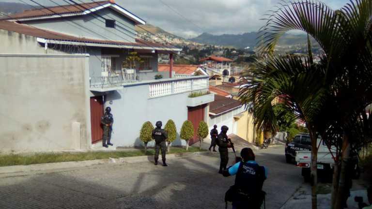 Fusina realiza operaciones extraordinarias en 4 departamentos de Honduras